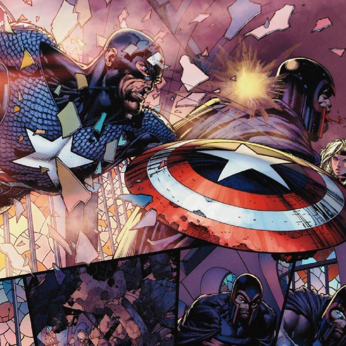 Ultimatum #4 by Marvel Comics - 2