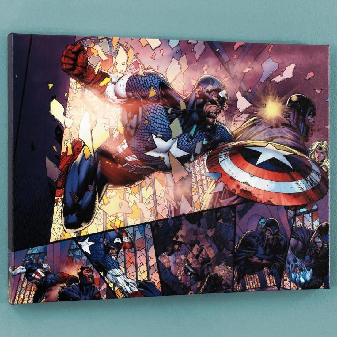 Ultimatum #4 by Marvel Comics - 3