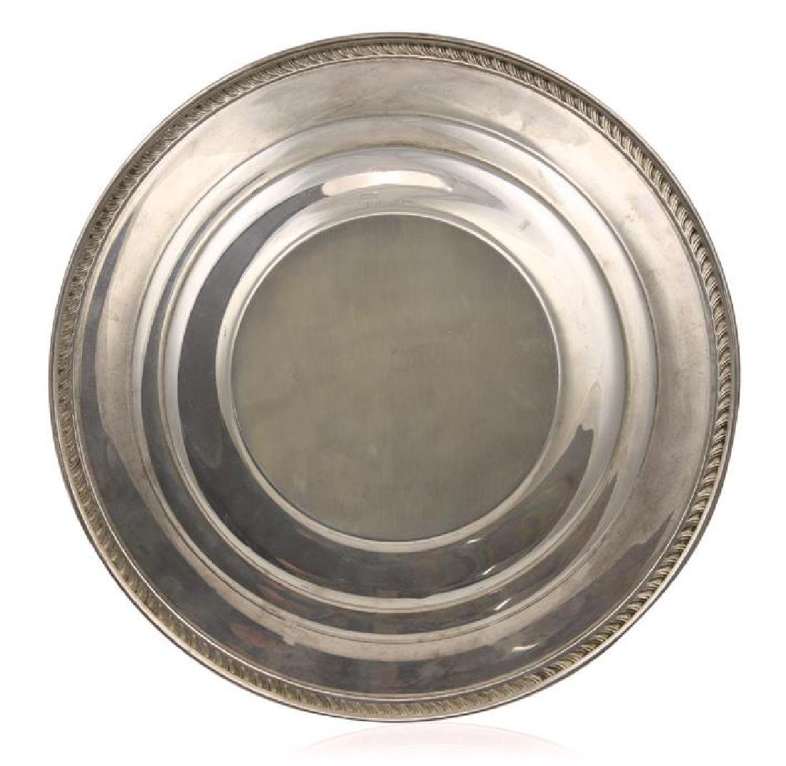 Antique Newport Sterling Silver Plate - 2