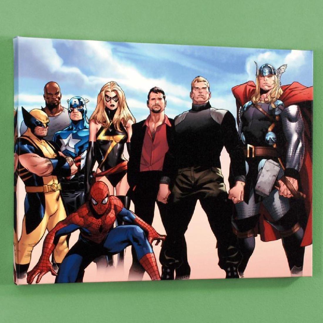 Siege #4 by Marvel Comics - 3