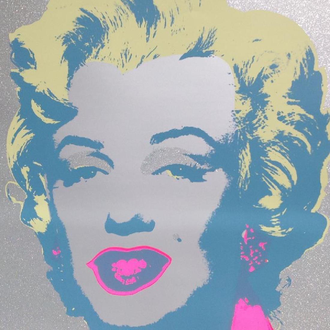 Diamond Dust Marilyn by Warhol, Andy - 2