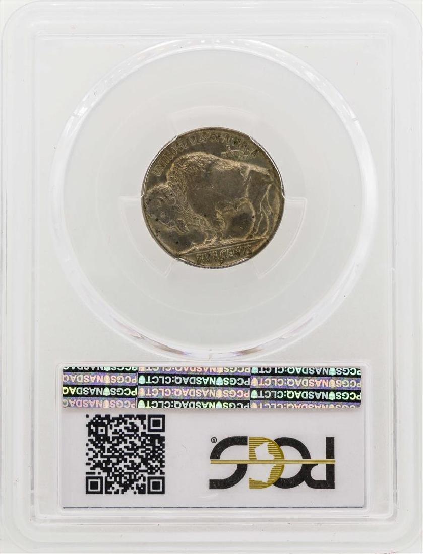 1916-D Buffalo Nickel Coin PCGS MS62 - 2