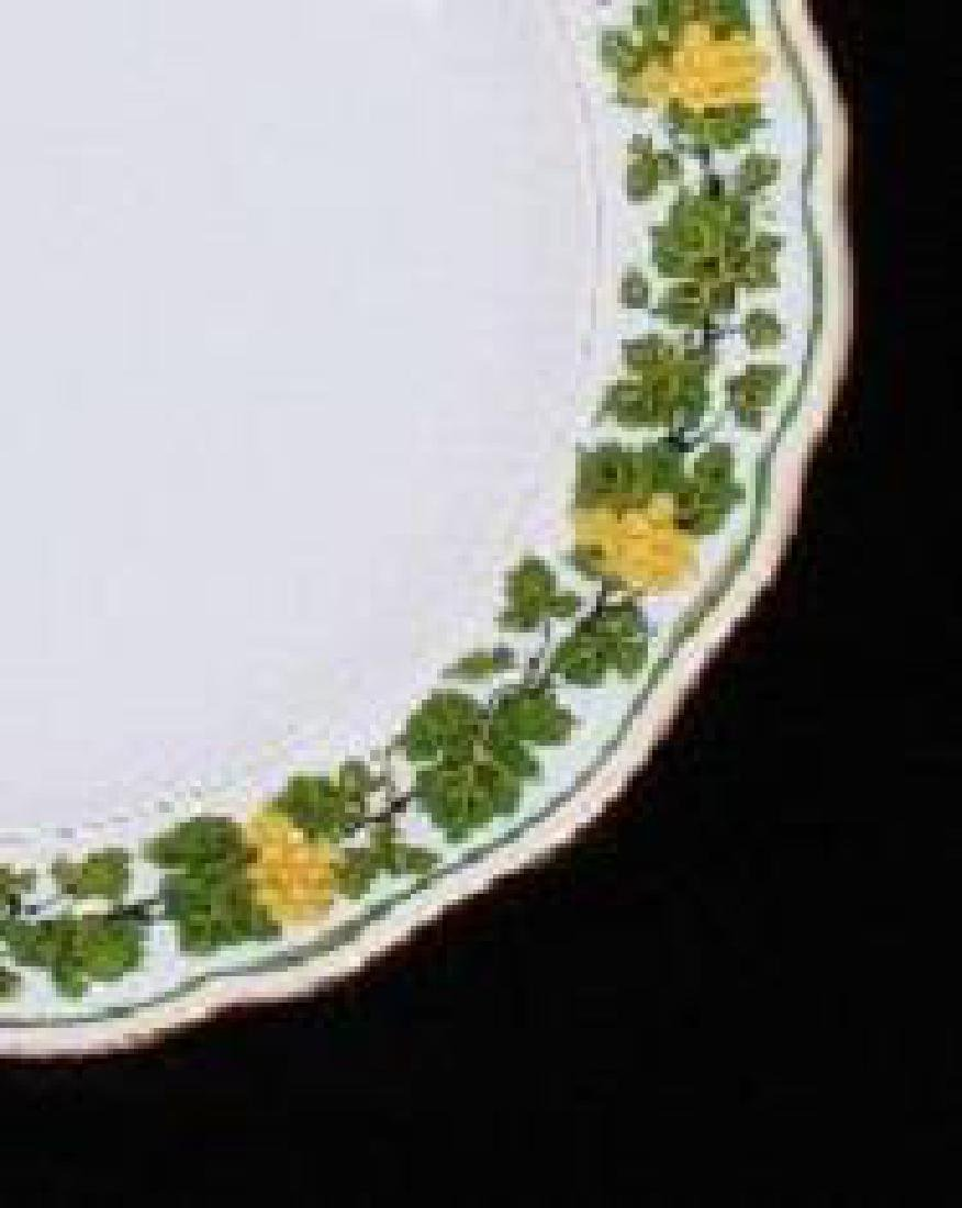 Meissen Gilt Garland of Grapes Porcelain set of 11 - 2