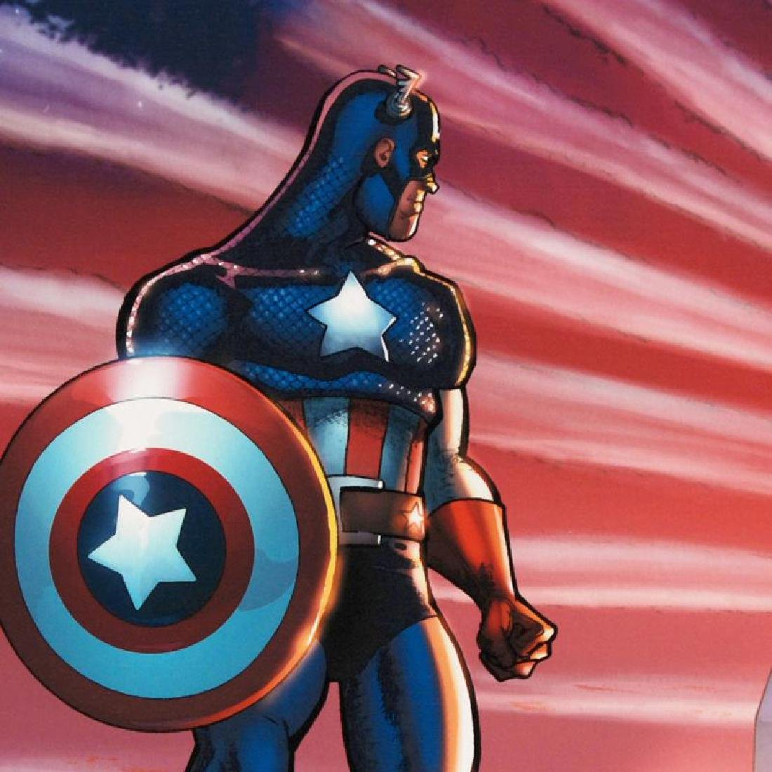 Captain America Theatre of War: America First! #1 by - 2