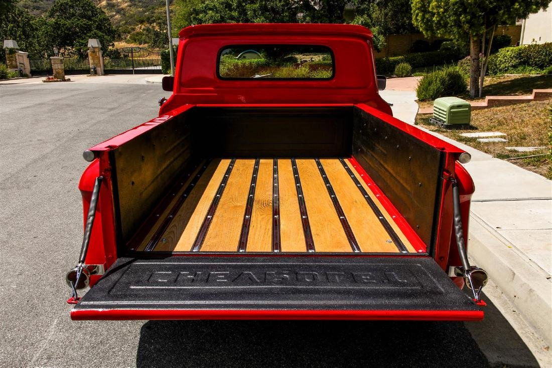 1962 Chevrolet S10 Short Bed Pickup Truck - 3