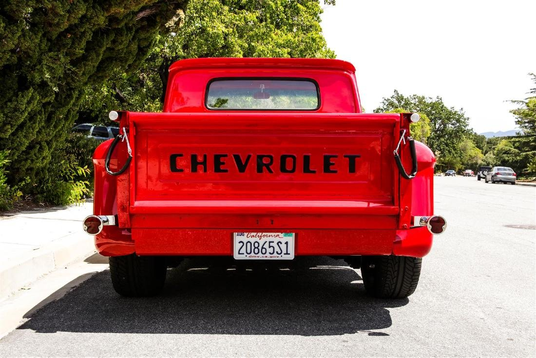 1962 Chevrolet S10 Short Bed Pickup Truck - 9