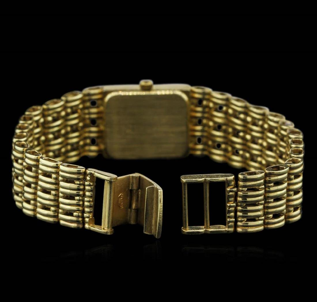 14KT Yellow Gold Geneve Supreme Wristwatch - 3