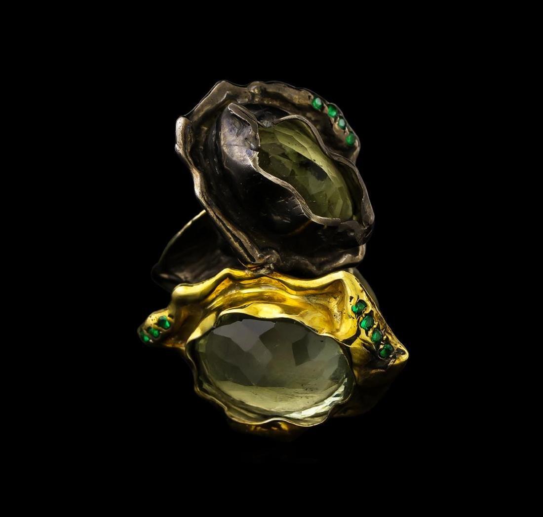 Sterling Silver Ring - 2