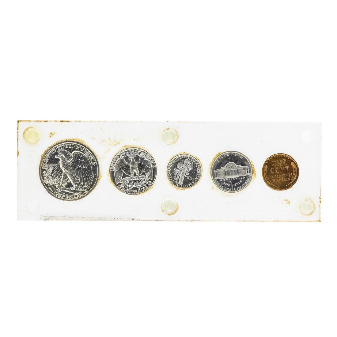 1942 (5) Coin Proof Set - 2