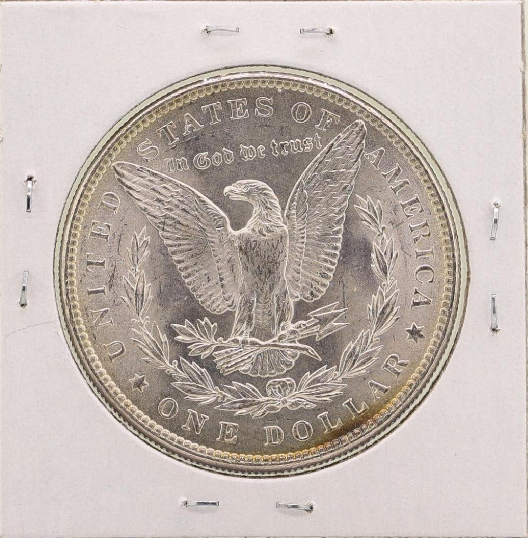 1883 $1 Morgan Silver Dollar Coin - 2