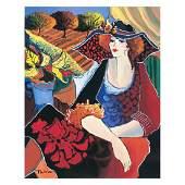 Lady Chapeau by Govezensky Patricia