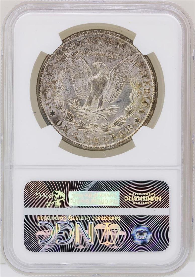 1902-O $1 Morgan Silver Dollar Coin NGC MS64 - 2