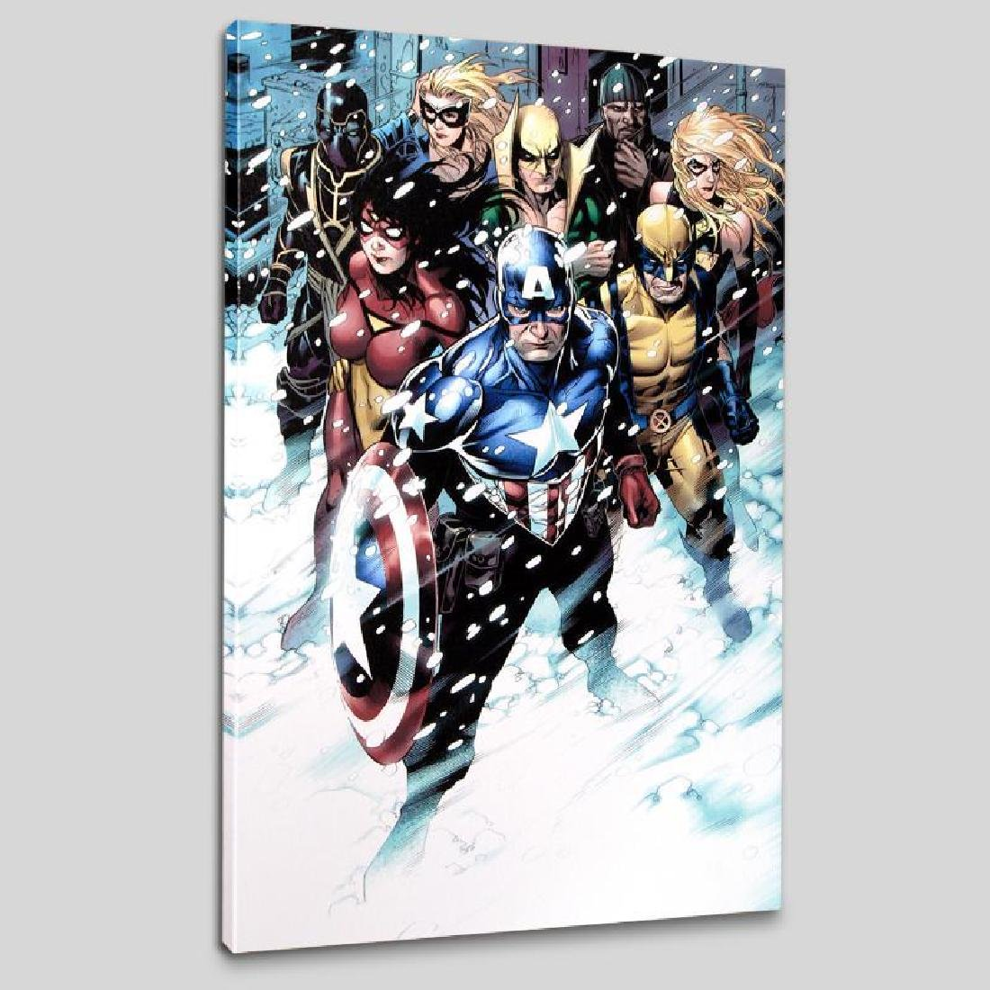 Free Comic Book Day 2009 Avengers #1 by Marvel Comics - 3