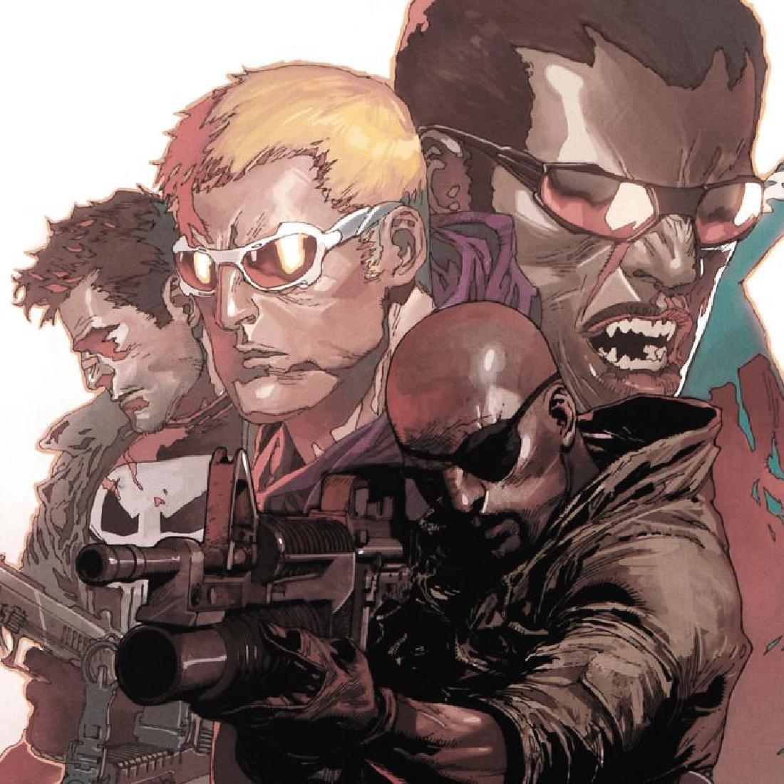 Ultimate Avengers vs. New Ultimates #4 by Marvel Comics - 2