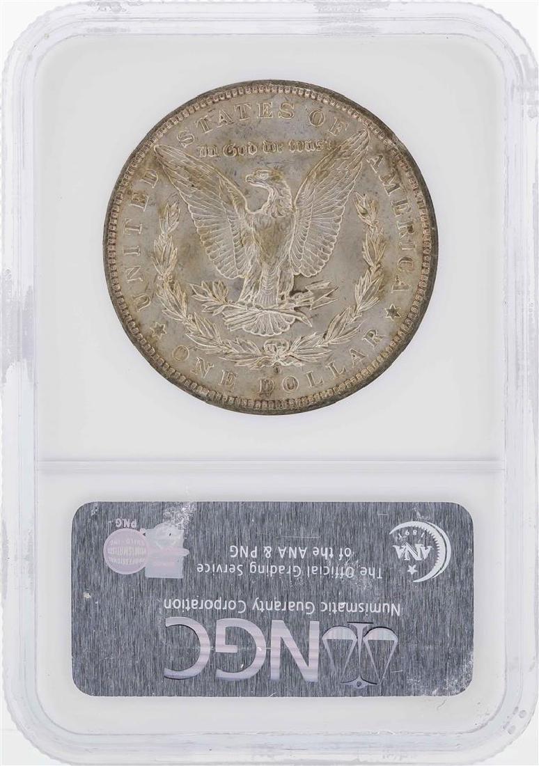 1897-O $1 Morgan Silver Dollar Coin NGC MS62 - 2