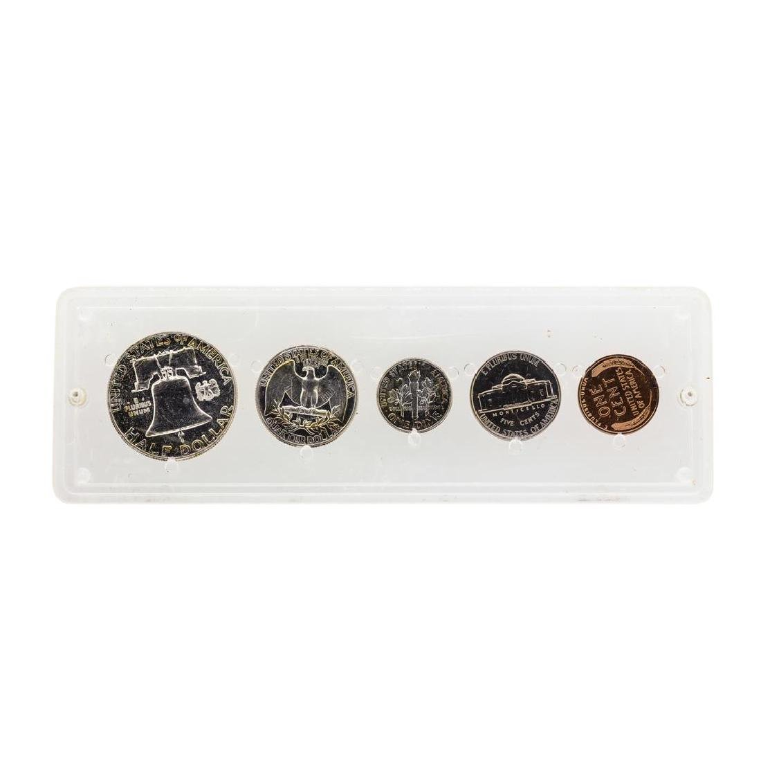 1956 (5) Coin Proof Set - 2