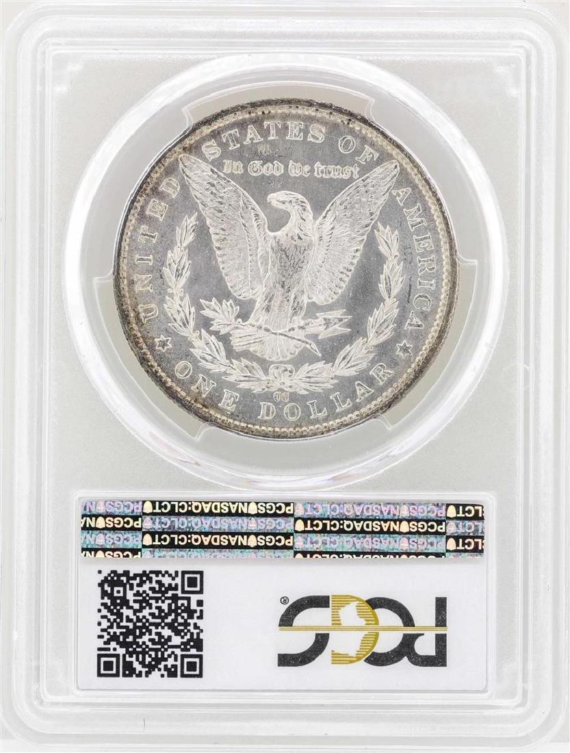 1885-CC $1 Morgan Silver Dollar Coin PCGS MS64 - 2