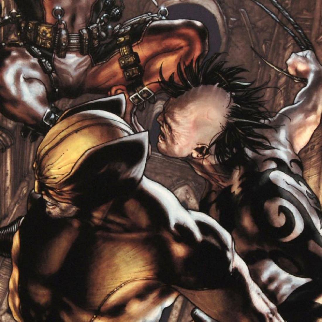 Wolverine: Origins #25 by Marvel Comics - 2