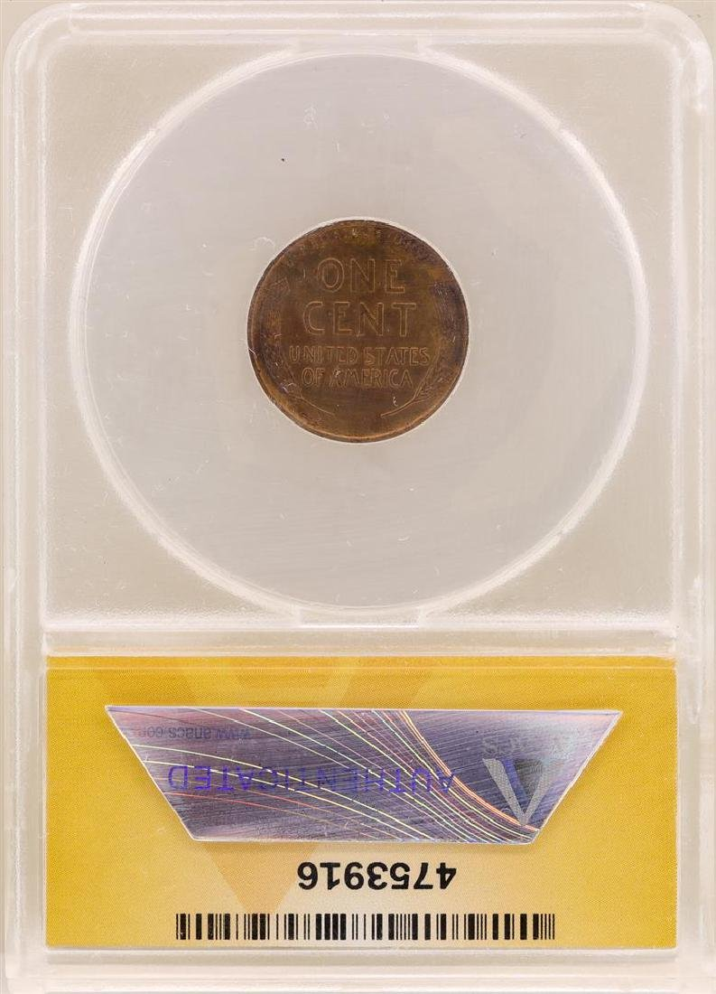 1914 Lincoln Wheat Cent Matte Proof Coin ANACS PF63RB - 2