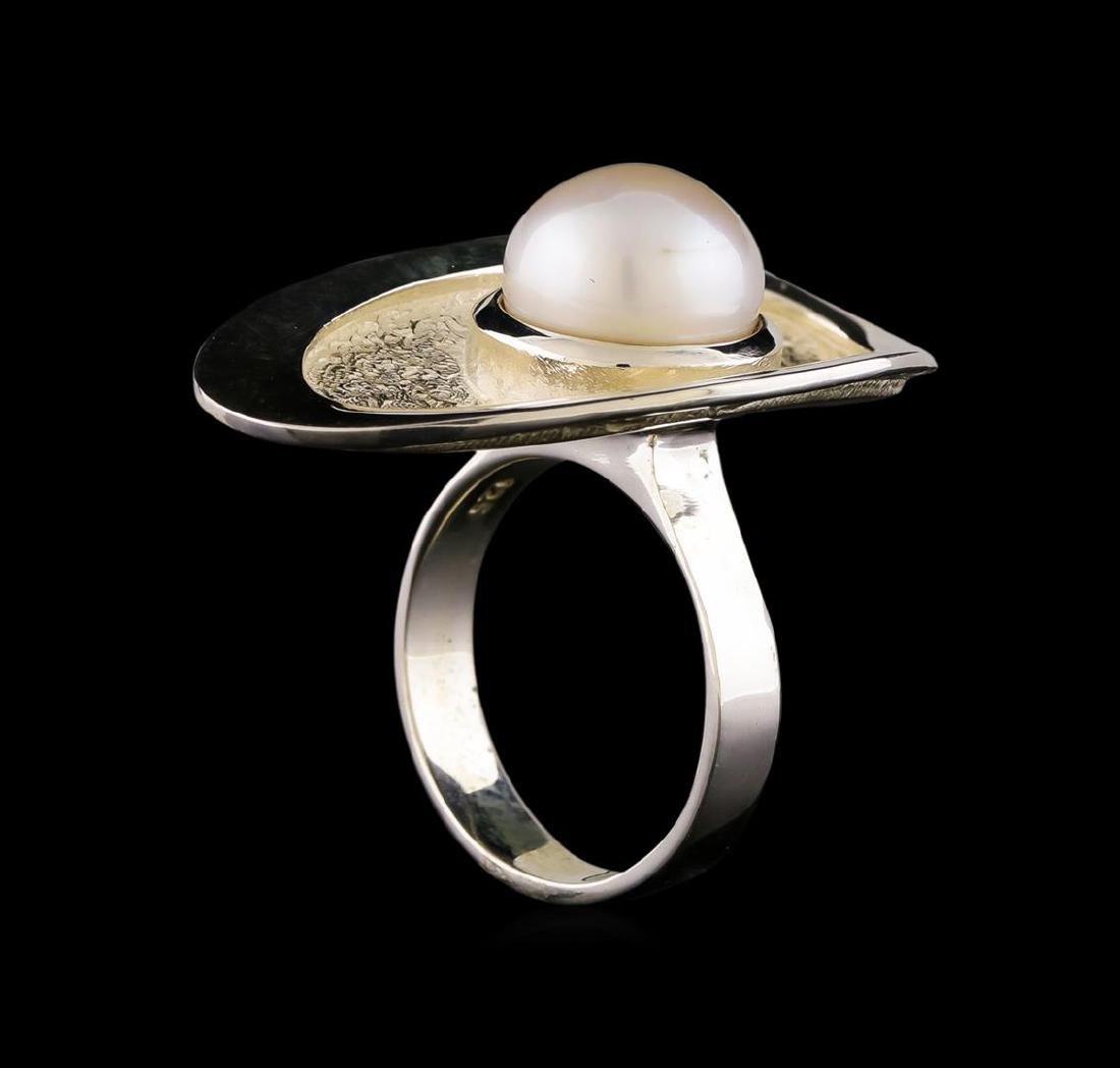 Sterling Silver Ring - 4