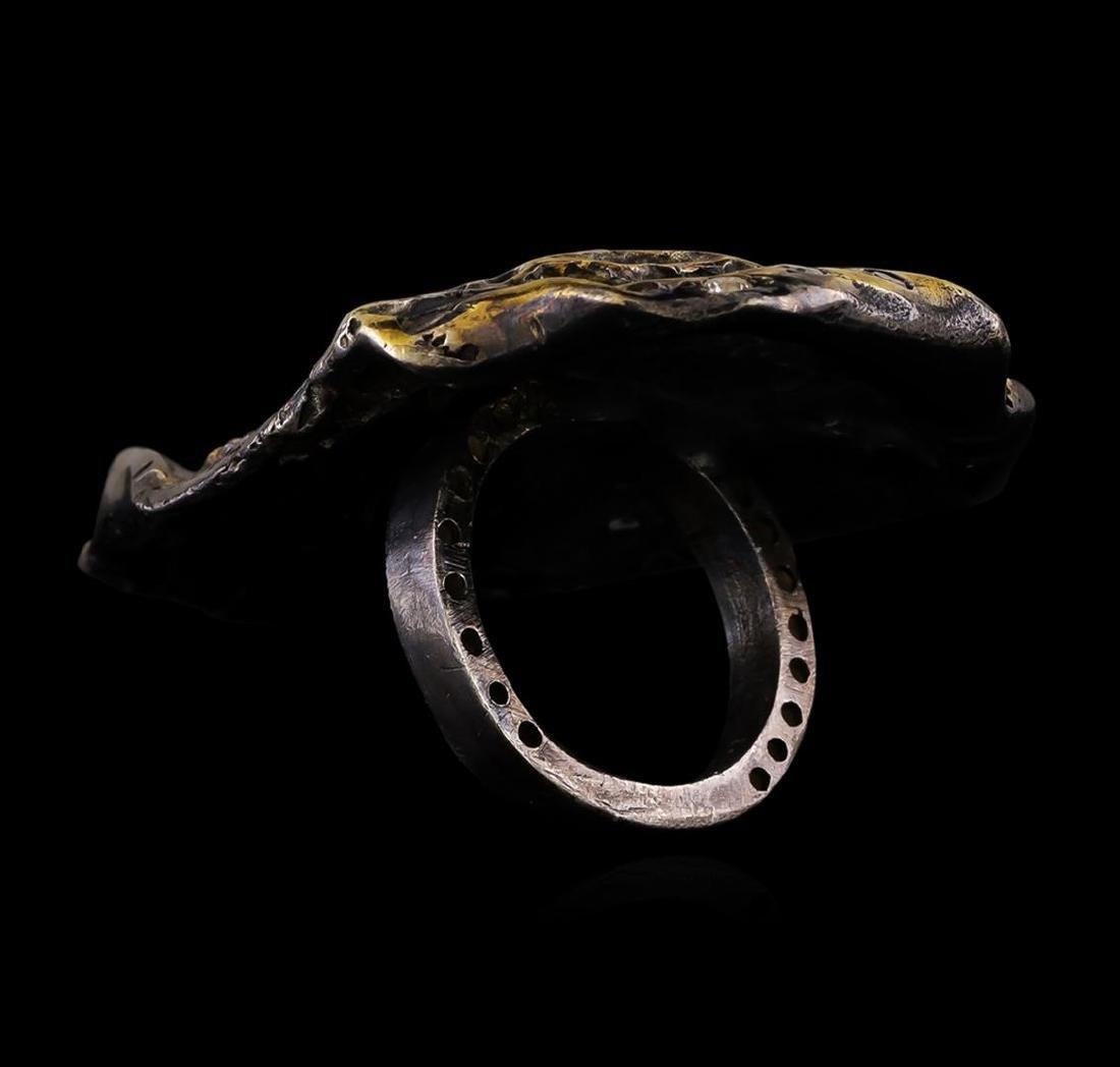 Sterling Silver Ring - 3