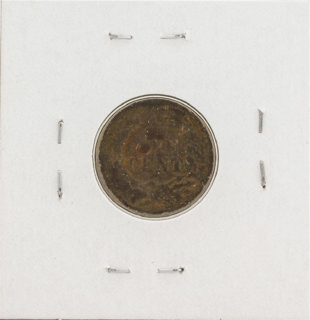Civil War Token Not One Cent - 2