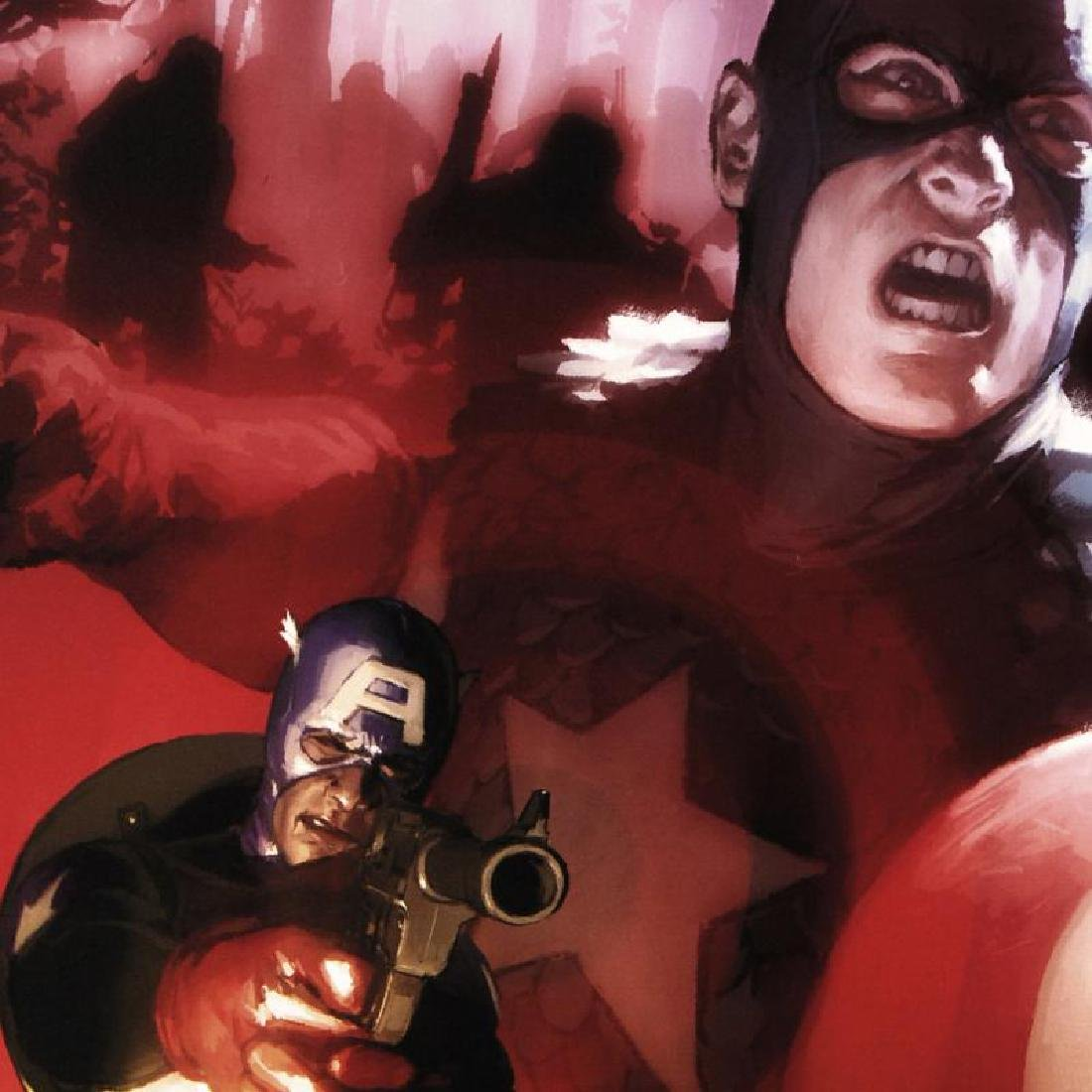 Captain America #603 by Marvel Comics - 2