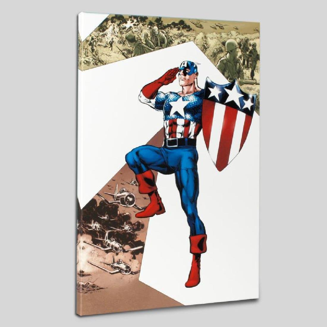 Captain America Corps #2 by Marvel Comics - 3