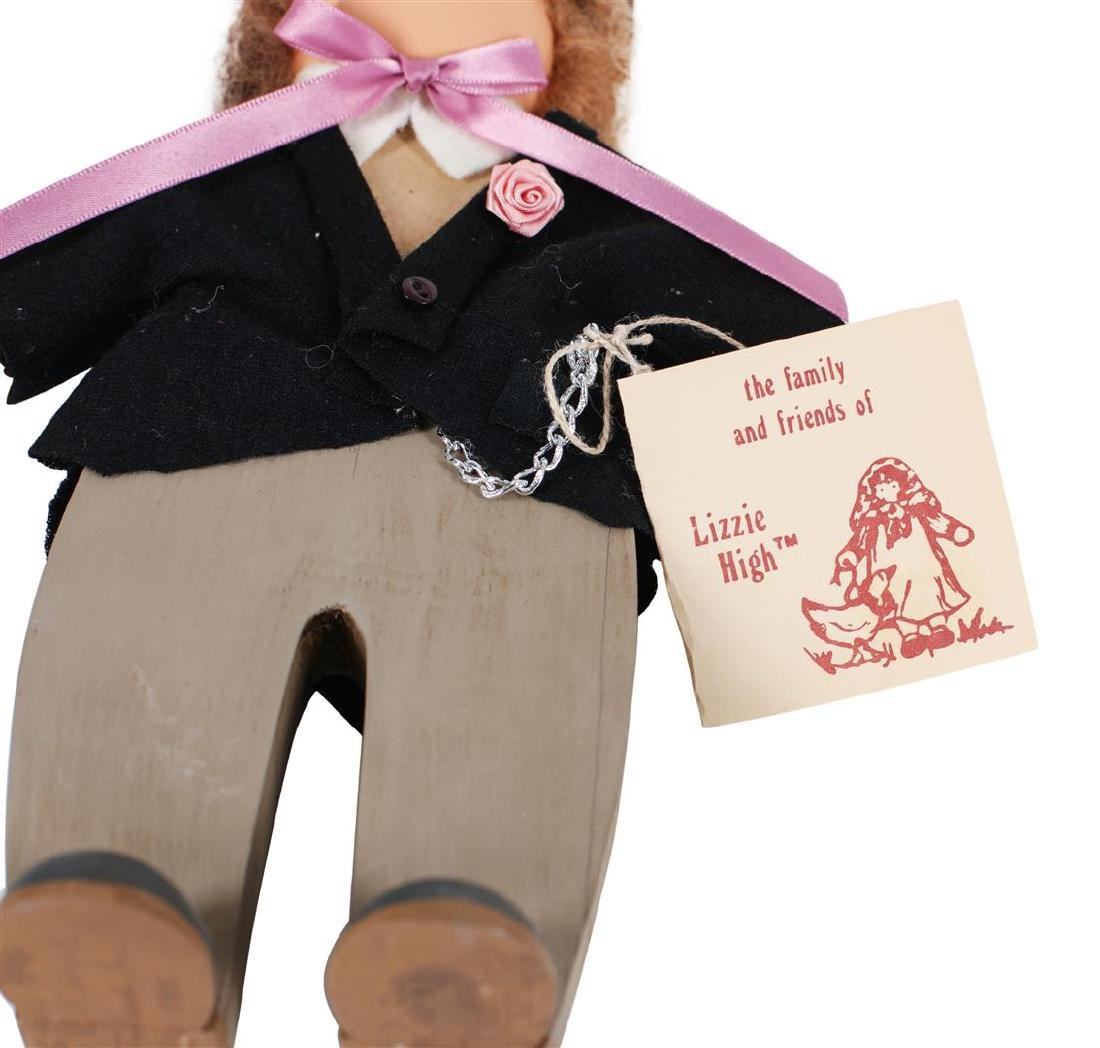 Vintage Lizzie High Doll - The Wedding - Groom - 4