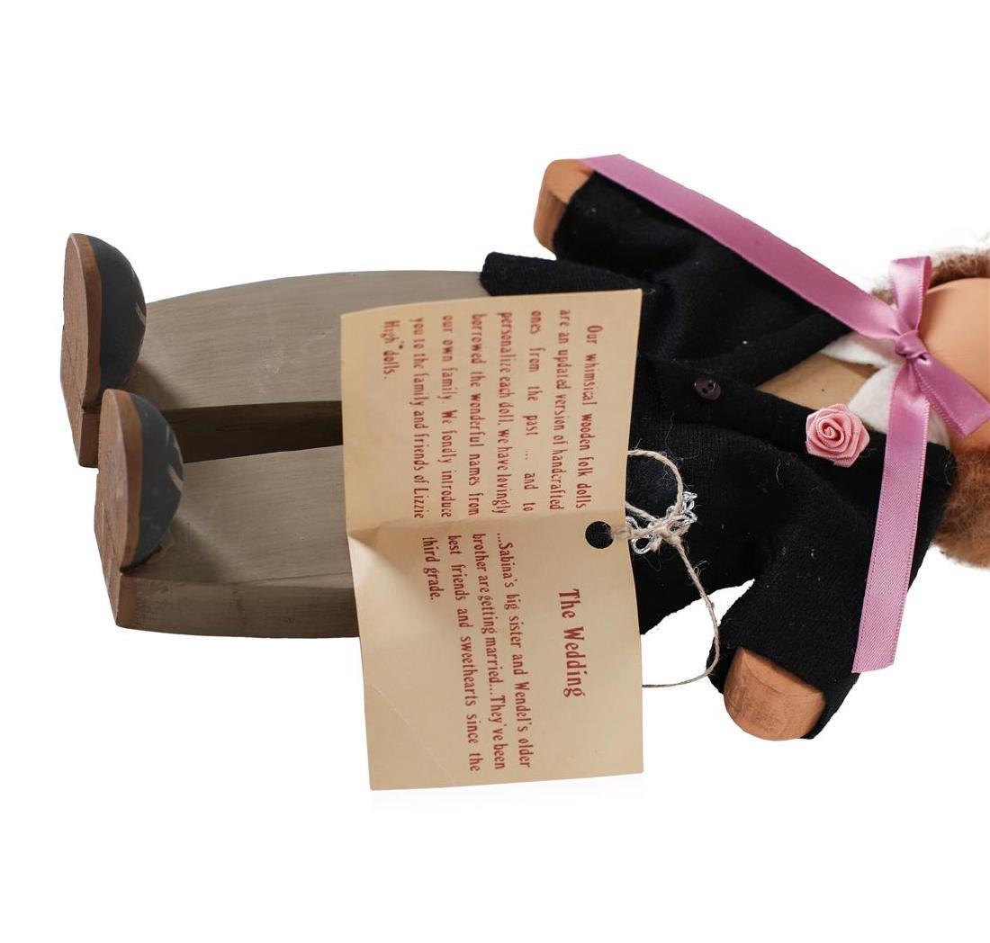 Vintage Lizzie High Doll - The Wedding - Groom - 5