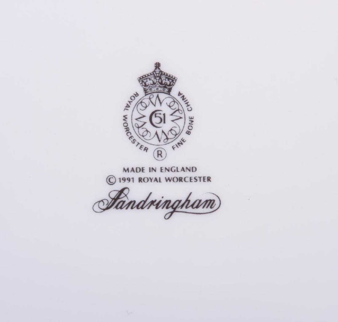 Royal Worcester 'Sandringham' Serving Platter - 3