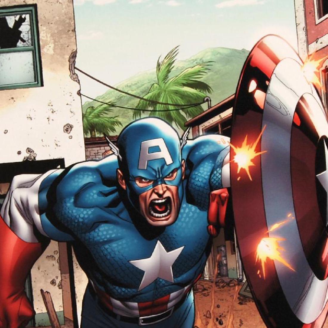 Marvel Adventures: Super Heroes #8 by Marvel Comics - 2