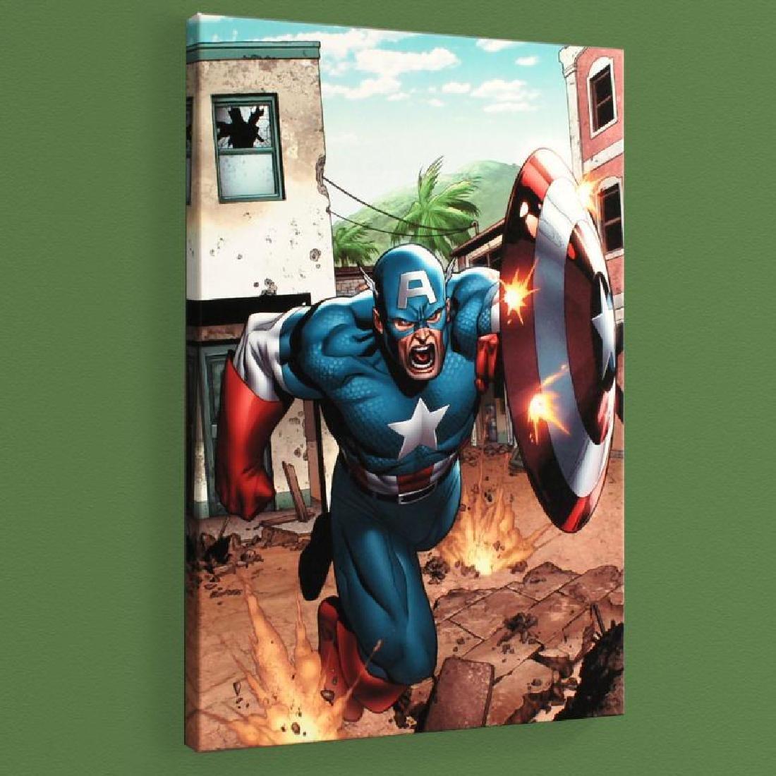 Marvel Adventures: Super Heroes #8 by Marvel Comics - 3