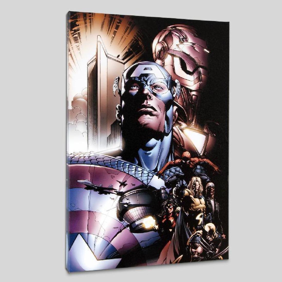 New Avengers #6 by Marvel Comics - 3