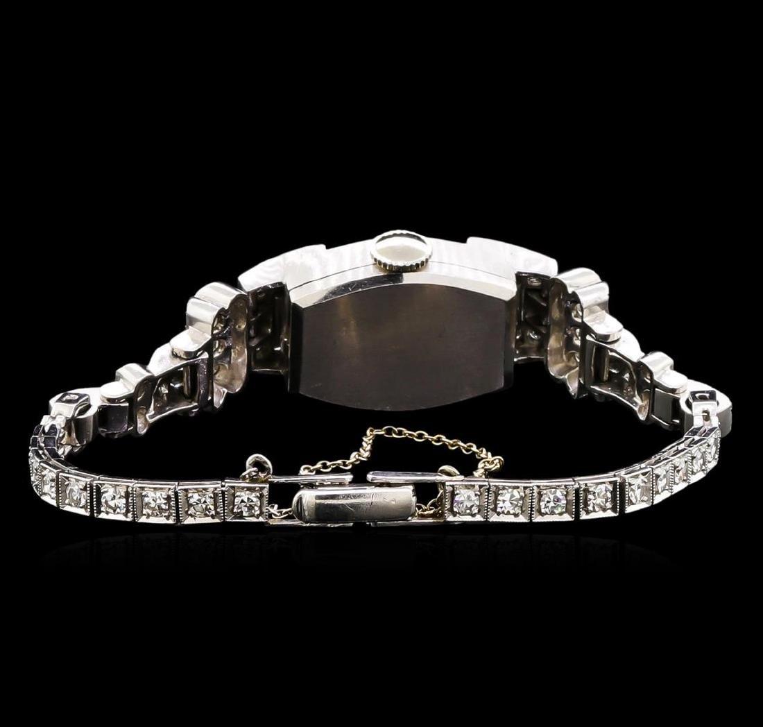 Hamilton 2.62 ctw Diamond Ladies Watch - 2