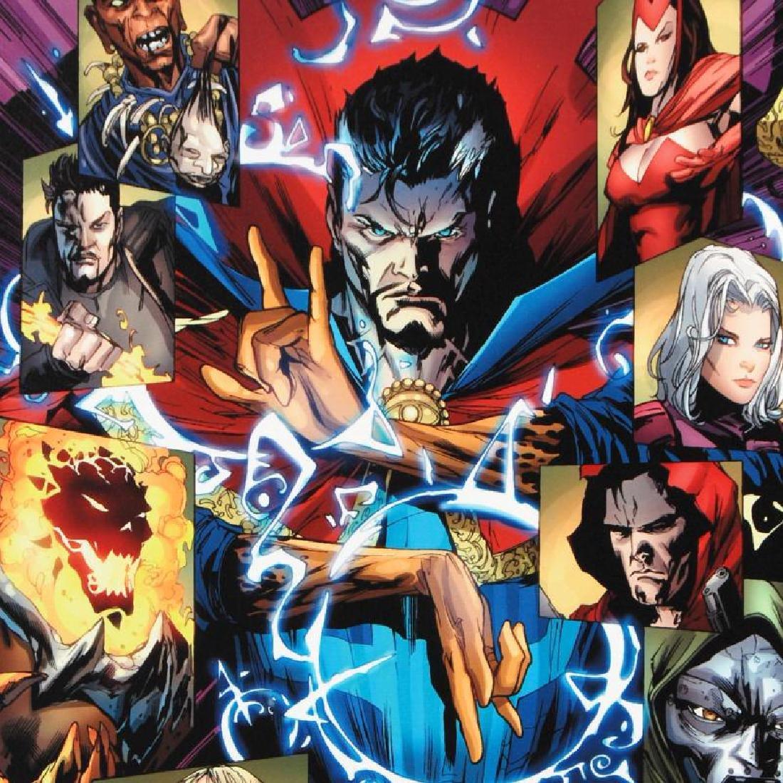 New Avengers #51 by Marvel Comics - 2