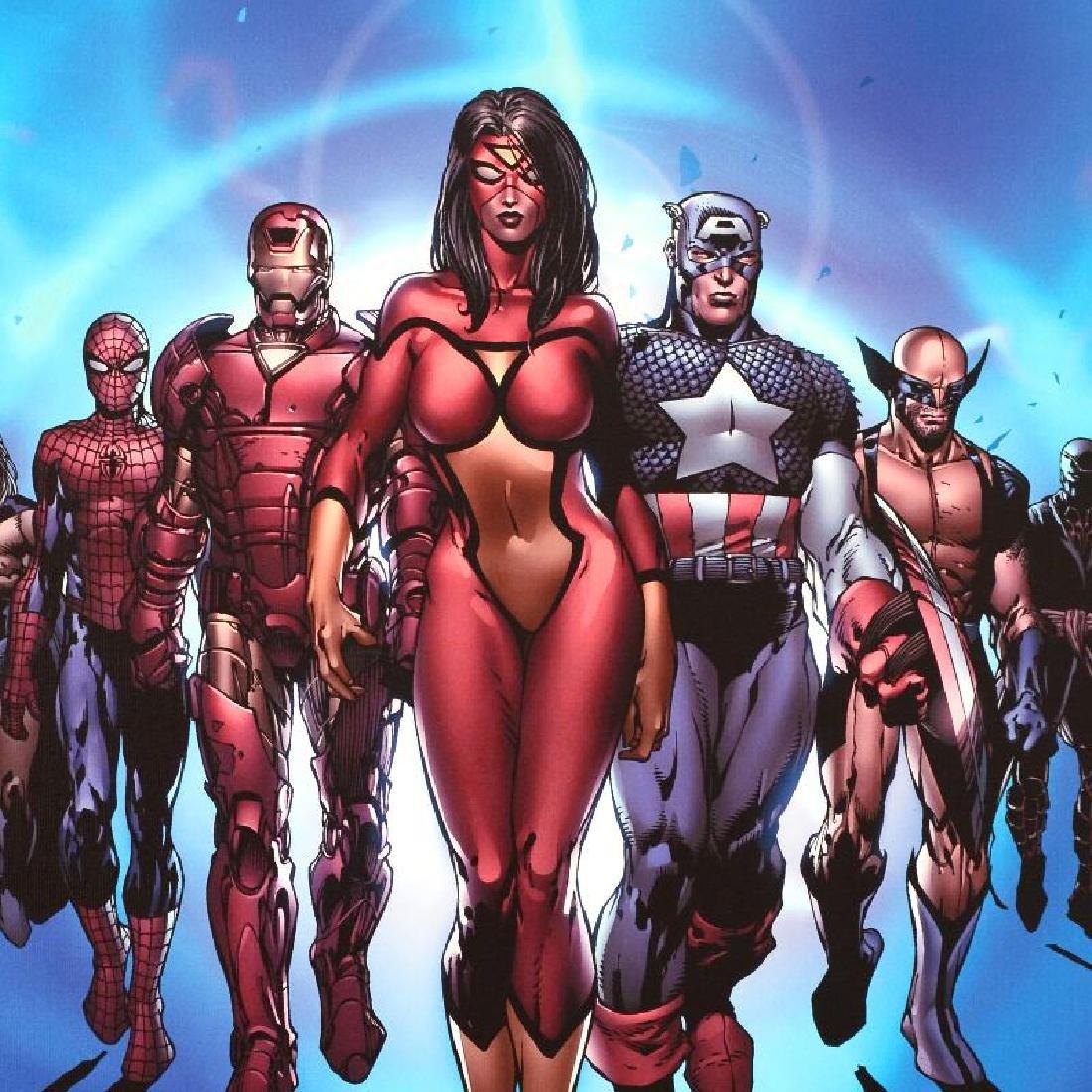 New Avengers #7 by Stan Lee - Marvel Comics - 2