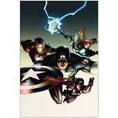 Ultimate Avengers vs New Ultimates 2 by Marvel Comics
