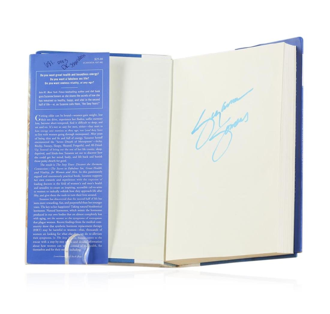 Signed Copy of The Sexy Years: Discover the Hormone - 2