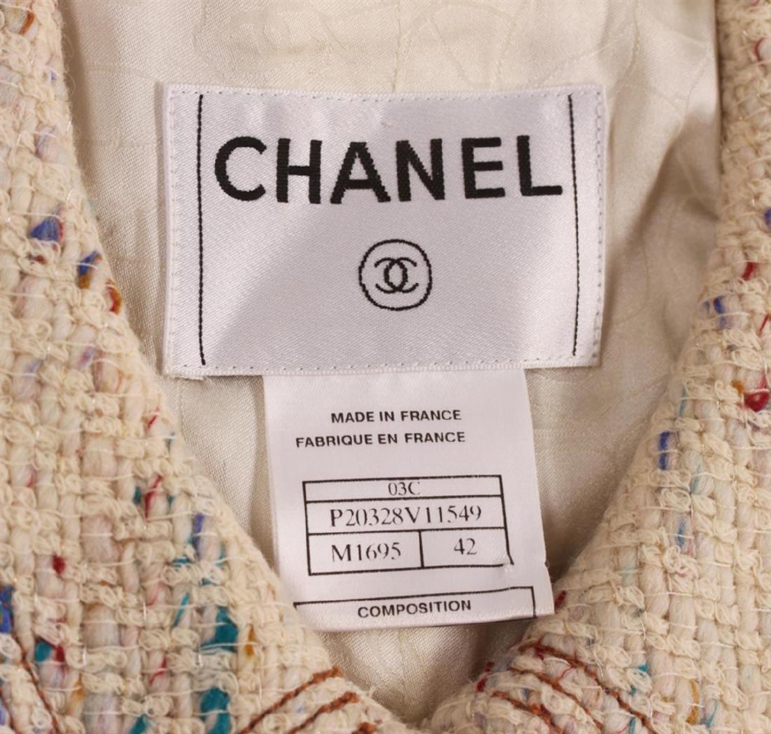 Ladies Chanel Wool Jacket - 2