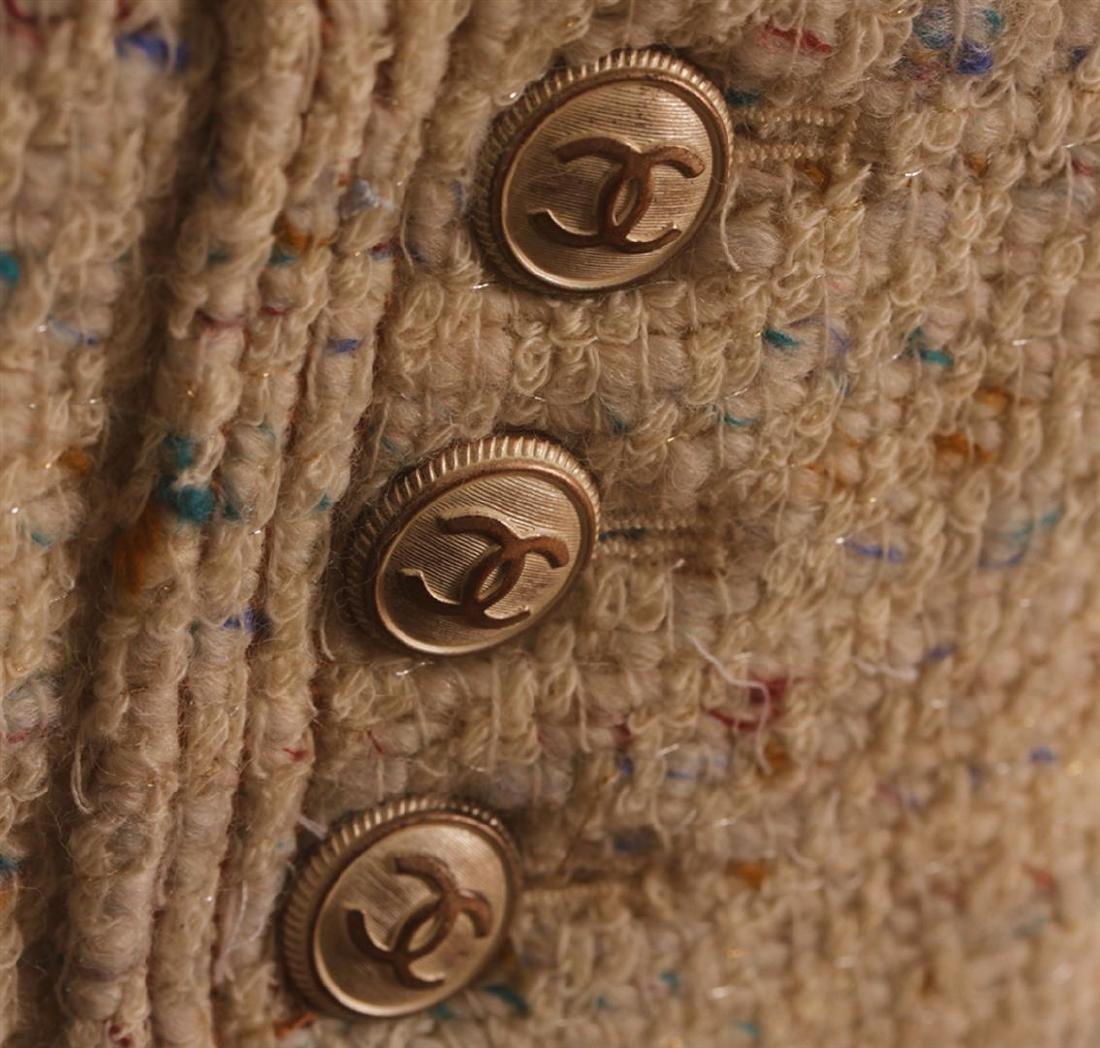 Ladies Chanel Wool Jacket - 3