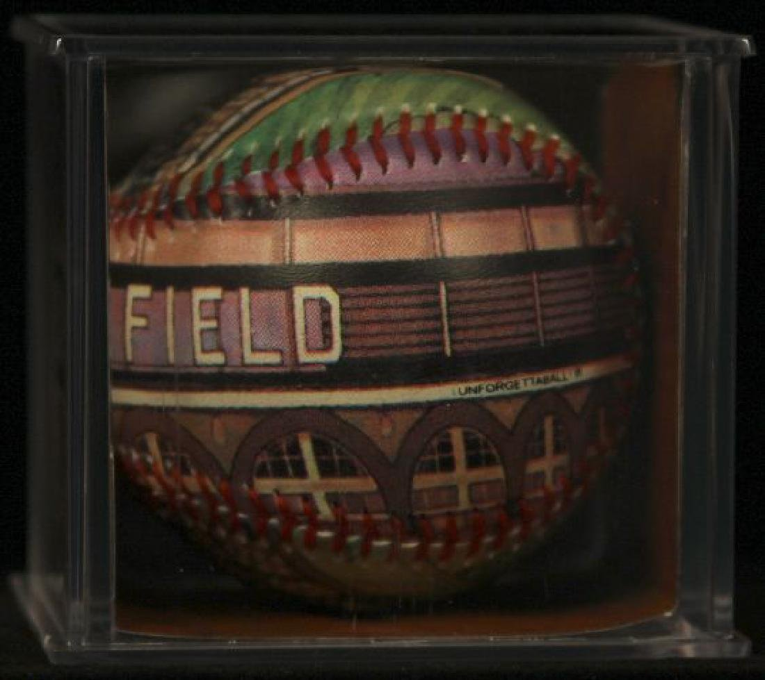 "Unforgettaball! ""Ebbets Field"" Collectable Baseball - 3"