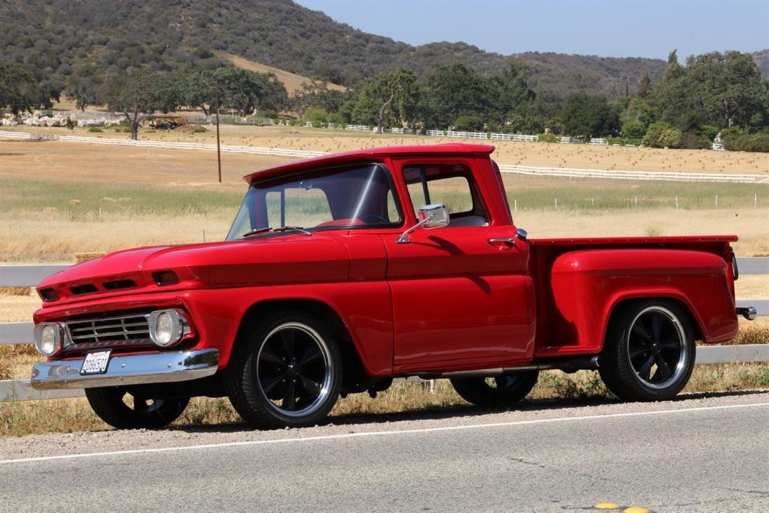 1962 Chevrolet S10 Short Bed Pickup Truck
