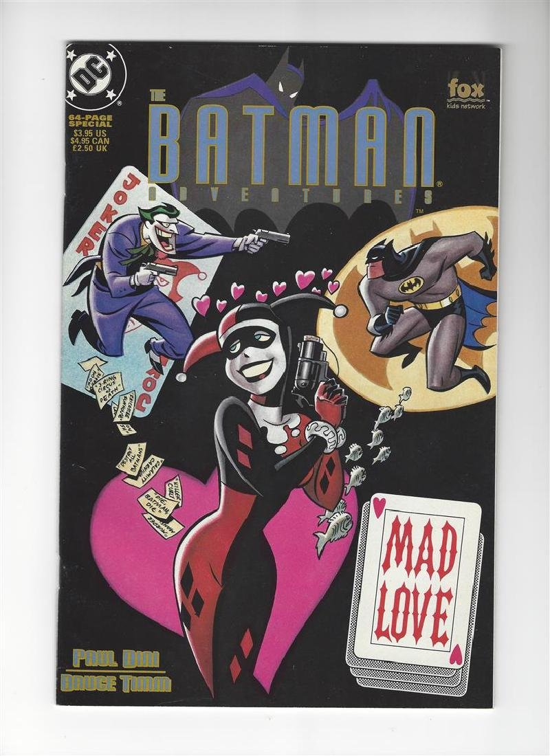 The Batman Adventures First Print by DC Comics