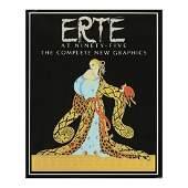 Erte at Ninety-Five by Erte (1892-1990)