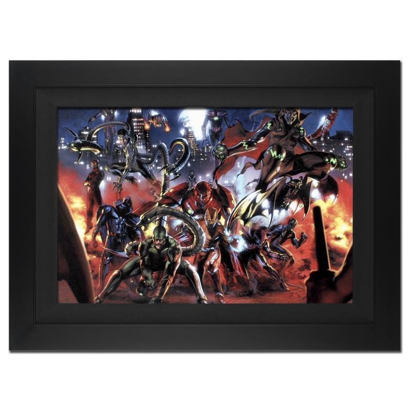 Secret War #3 by Stan Lee - Marvel Comics