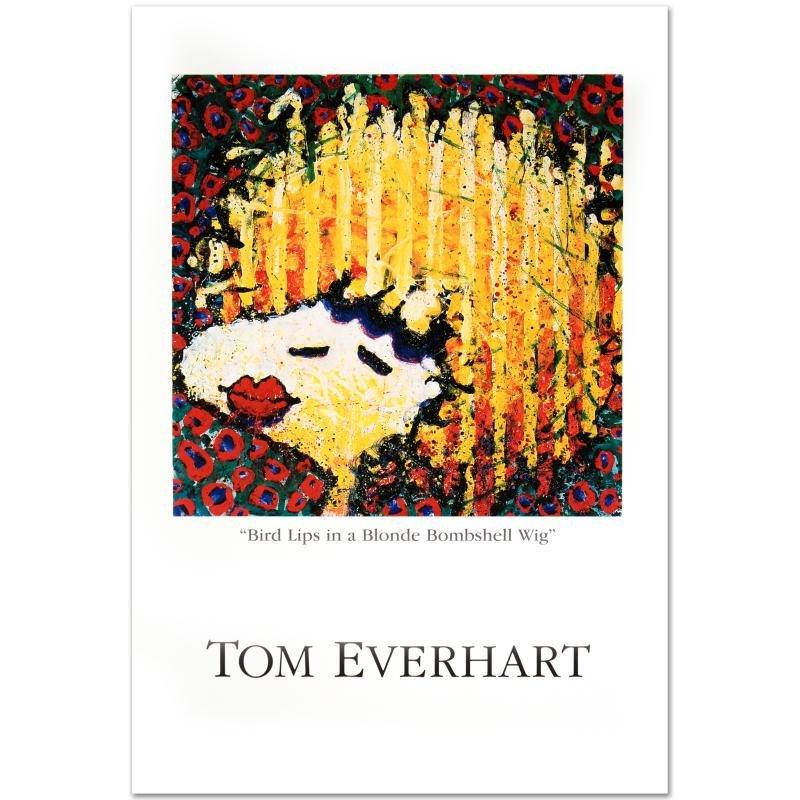 Bird Lips by Everhart, Tom