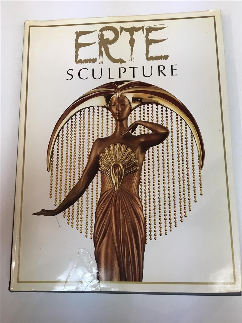 Erte  Sculptures Book