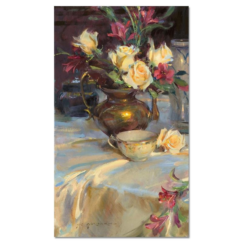 Passion Roses & Tea by Gerhartz, Dan