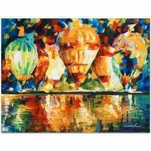 "Leonid Afremov (1955-2019) ""Balloon Show"" Limited"